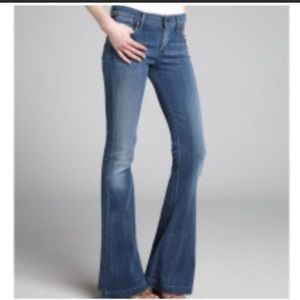 CoH Simone Stretch Low waist Flair Jeans #105